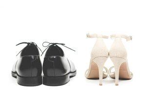 Rôzne topánky