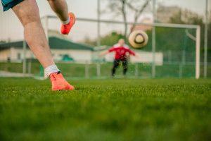 Aktívne športovanie